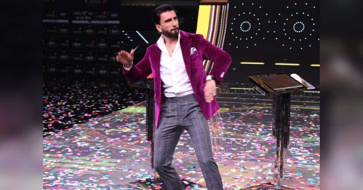 Ranveer Singh Reveals Whether Deepika Padukone Helped Him To Decide On Being The Host For The Big Picture