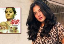 Dentist-actress Miloni Jhonsa talks about her dream debut in 'Rashmi Rocket'
