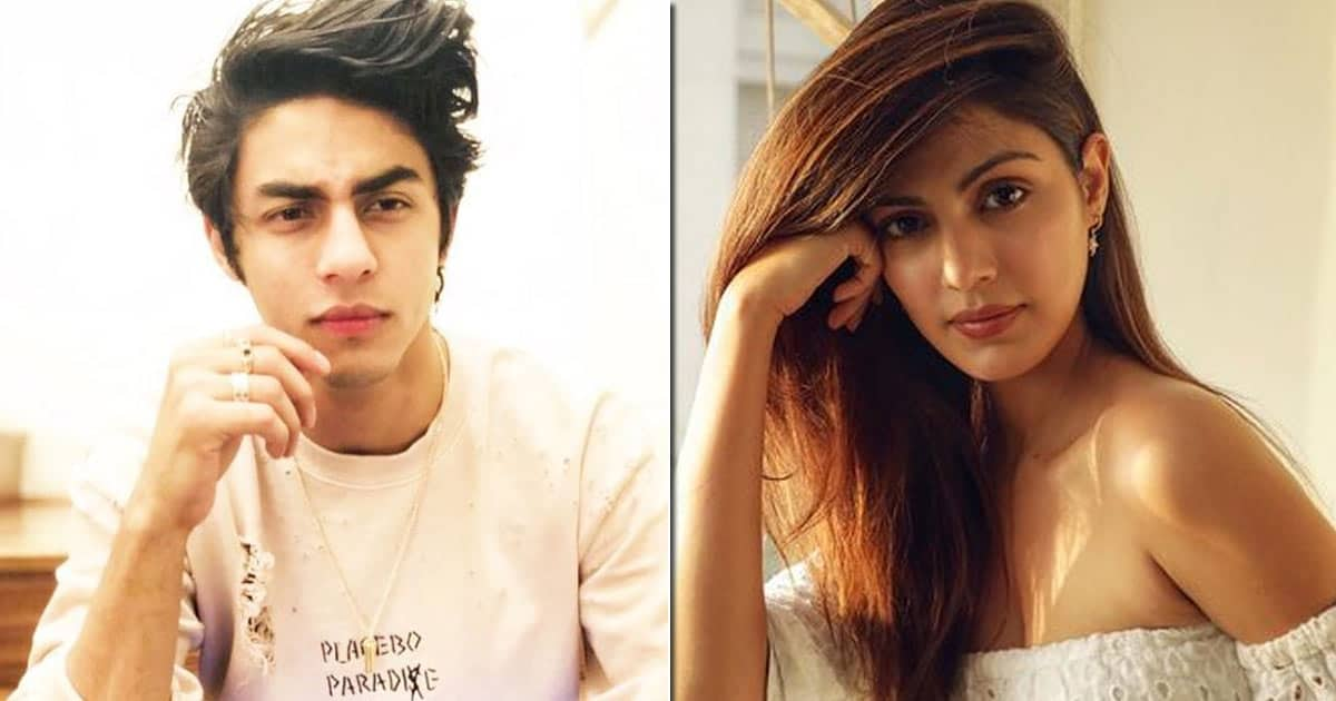 Did Rhea Chakraborty's Name Popped Up In Aryan Khan's Bail Hearing On Monday? Read On To Know