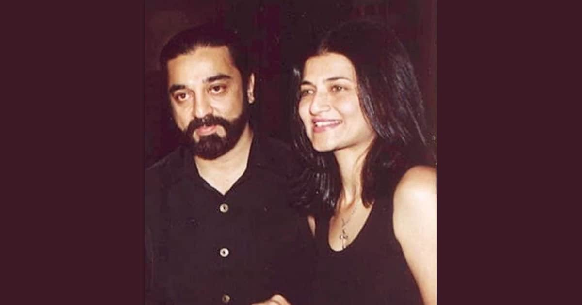 Did You Know? Kamal Haasan Allegedly Kissed Sarika In Middle Of A Store Reveals A Fan On The Internet