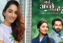 Disha Parmar on connecting with her character in 'Bade Achhe Lagte Hain 2'