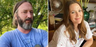 Drew Barrymore, Tom Green reunite for first time in almost '20 years'