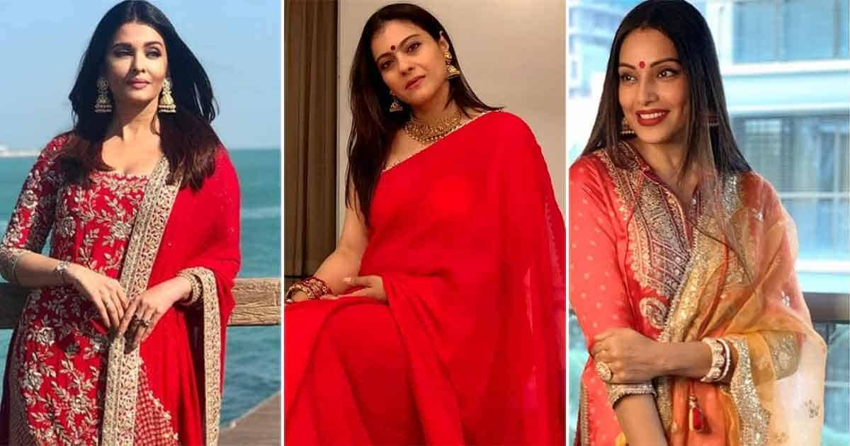 Durga Puja 2021: Kajol, Aishwarya Rai Bachchan, Sumona Chakravarti & More, These Bengali Beauties Are Style Divas When It Comes To Festive Fashion