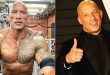 Dwayne Johnson Announces End Of Feud With Vin Diesel The Fate And The Furious