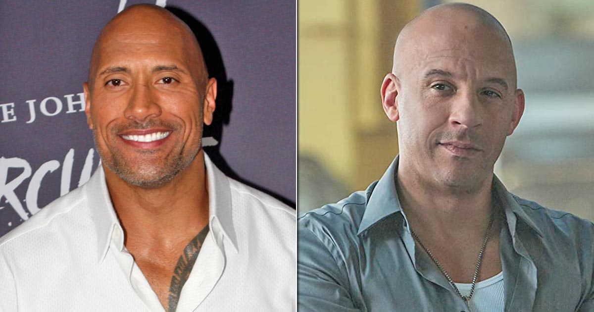 Dwayne Johnson Reflects On Him Calling Out Vin Diesel