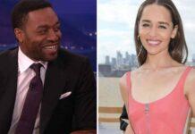 Emilia Clarke, Chiwetel Ejiofor land lead roles in sci-fi rom-com