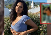 Esha Gupta Shows Her Sultry Side By Going Topless In Her Latest Pic, Netizen Asks Her To Put On Some Clothes