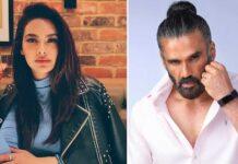 Esha Gupta to star in 'Invisible Woman' opposite Suniel Shetty