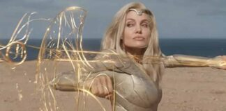 Eternals: Angelina Jolie First Thought She Was Offered A Cameo & Not 'Thena'