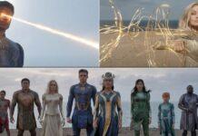 Eternals: Marvel Releases New Teaser Showcasing Each Superhero's Powers