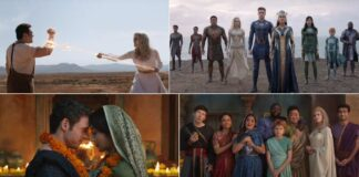 Eternals: New video shows desi wedding scenes featuring Angelina Jolie, Richard Madden and others