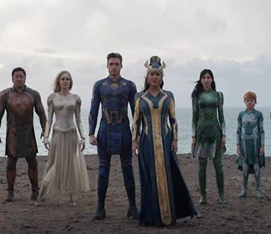 Eternals' Rotten Tomatoes Score Is Bothering