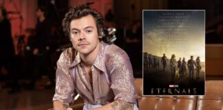 Eternals To Bring Harry Styles To The Marvel Cinematic Universe