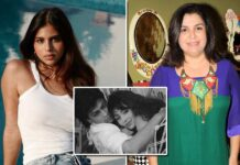 Farah pens b'day note to Gauri; daughter Suhana also wishes her