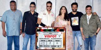 Fardeen Khan's comeback film 'Visfot' goes on floors