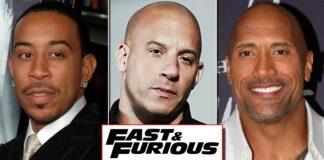 Fast & Furious Star Ludacris Talks About The Dwayne Johnson & Vin Diesel Feud