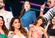 Filmfare Middle East Achievers Night: Join in Nora Fatehi, Sunny Leone, Kanika Kapoor, Daisy Shah, Urvashi Rautela, Tulsi Kumar and many more as they wow Dubai