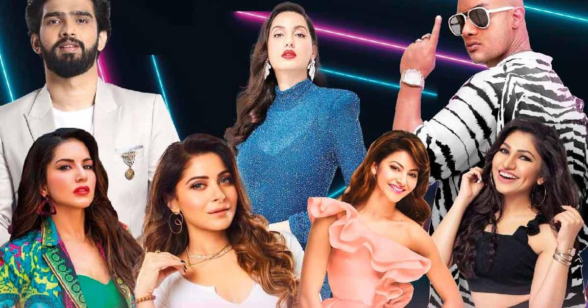 Filmfare Middle East Achievers Night: Join In Nora Fatehi, Sunny Leone, Kanika Kapoor, Daisy Shah, Urvashi Rautela, Tulsi Kumar & Many More As They Wow Dubai