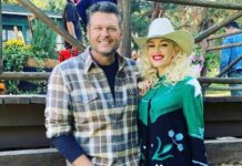 From Gwen Stefani's Five Different Kinds Of Water To Blake Shelton's Beef Jerky, Read About The Couple's Backstage Demands