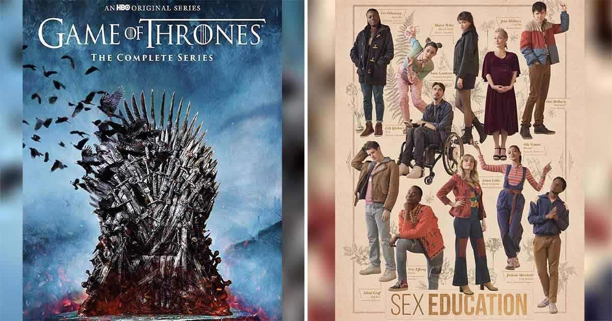 Game of Thrones Trivia #13: Did You Recognize Lino Facioli aka GOT's Robin Arryn In Sex Education 3!