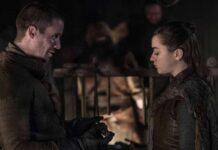 Game Of Thrones Trivia #15: 'Arya' Masie Williams' S*x Scene Made 'Gendry' Joe Dempsie Slightly Uncomfortable Because He Had Seen Her Grow Up