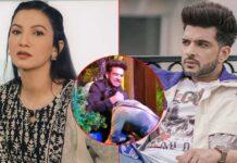 Gauahar Khan Slams Bigg Boss 15; Say They're Biased Towards Karan Kundrra
