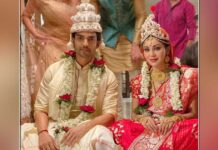 Gurmeet Choudhary & Debina Bonnerjee Have Gotten Married Again, This Time In Bengali Traditions