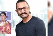 Here's Why Aamir Khan Reportedly Decided To Never Work With Rekha In His Career