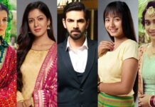 How COLORS' star cast is all set to celebrate Diwali