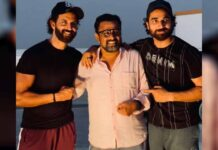 Hrithik Roshan wraps up first action sequence of 'Vikram Vedha'