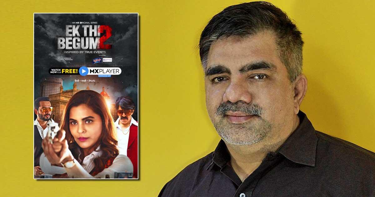 Hussain Zaidi Claims 'Ek Thi Begum 2' Looks Very Close To Reality