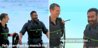 'Into The Wild': Ajay Devgn recounts his expedition with Bear Grylls