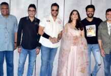It's lights, camera & action for Riteish Deshmukh - Fardeen Khan starrer VISFOT