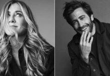 Jake Gyllenhaal Admits Filming A Love Scene With Longtime Crush Jennifer Aniston