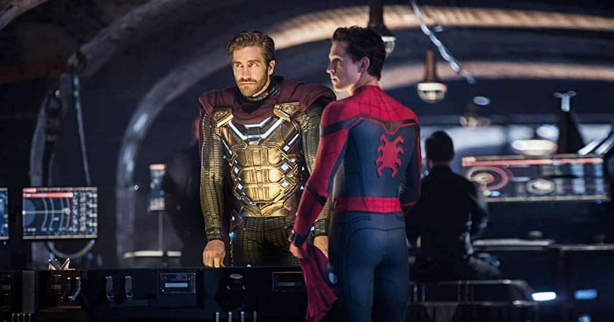 Jake Gyllenhaal Reveals Tom Holland Helped Him Fight Anxiety On Spider-Man: Far From Home Sets