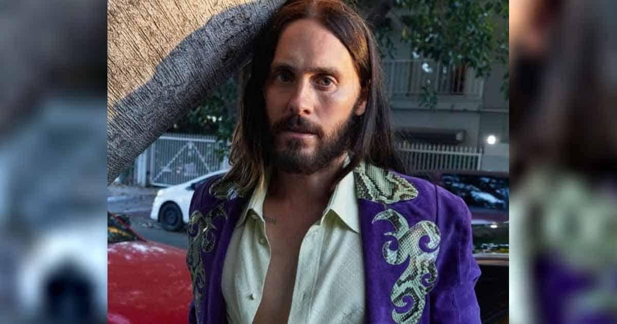 """Jared Leto Opens Up On Social Media About Being """"Tear Gassed' In Italy"""