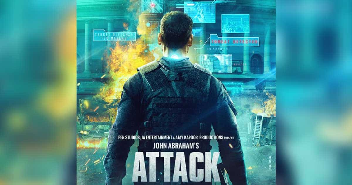 John Abraham-starrer 'Attack' to be released on R-Day 2022
