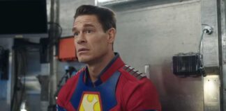 John Cena gets into action in just his underwear in 'Peacemaker' trailer