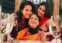 Kajol Asks Sister Tanishaa Mukerji To 'Shut Up'; Their Banter's Video Is Breaking The Internet!