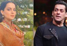 Kangana Ranaut Once Took A Sly Dig At Salman Khan's Behaviour Towards Her In Public