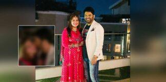 Kapil Sharma Celebrates Karwa Chauth With His Wife Ginni Chatrath