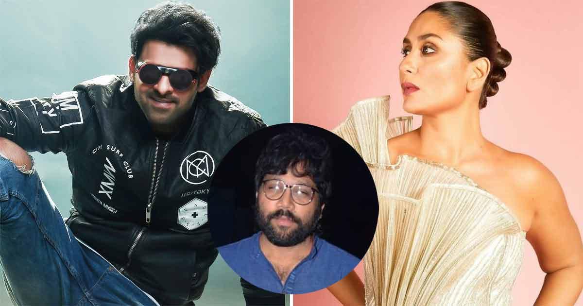 Is Kareena Kapoor Khan Going To Join Prabhas In Sandeep Reddy Vanga's Spirit? Read To Know More