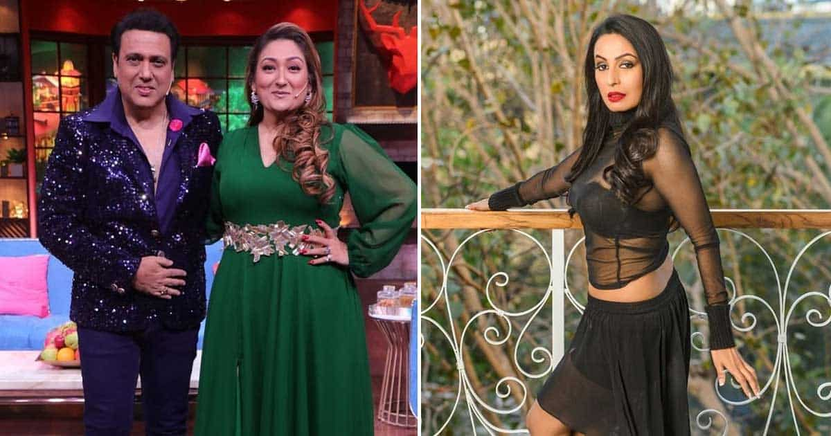 Kashmera Shah Claps Back At Govinda's Wife Sunita Ahuja