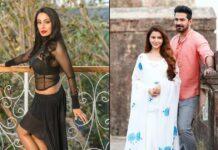 Kashmera Shah Reacts To Abhinav Shukla & Rubina Dilaik's Tweets