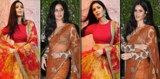 Katrina Kaif's Blingy Sabyasachi Wardrobe Is Full Of Inspiration To Make You Stand Out At Your BFF's Wedding - Deets Inside