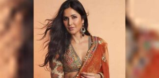 Katrina Kaif's ethnic look is a treat for sore eyes