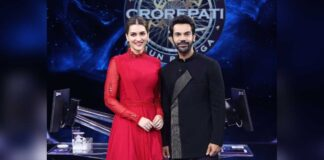 Kriti Sanon and Rajkummar Rao to appear on 'KBC 13' as special guests