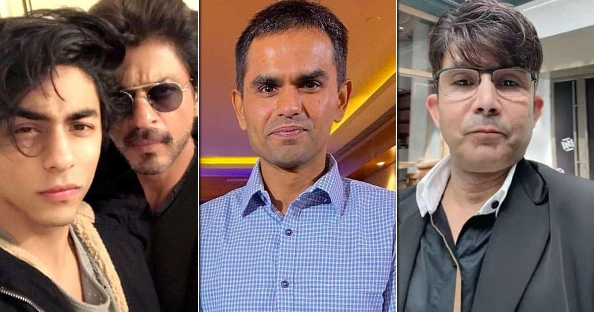 KRK Says Shah Rukh Khan Won't Forget What NCB & BJP Did To His Son Aryan Khan!