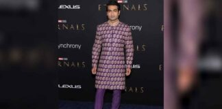 Kumail Nanjiani Reveals Why He Chose A Designer In Pakistan (& Not Just A Pakistani Designer In The US) To Work On His Eternals' Premiere Shervani