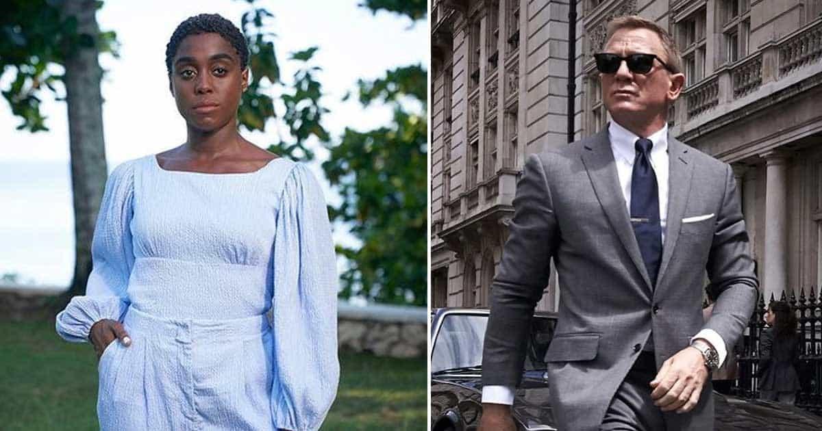 Lashana Lynch Joined 'James Bond' To Do Massive Stunts